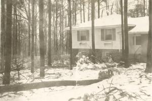 House Ice Storm