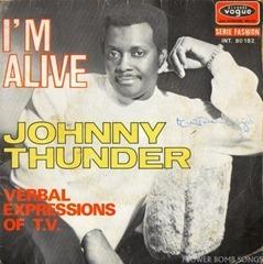 Johnny Thunder - I'm Alive