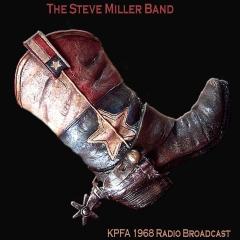 Steve  Miller - Front